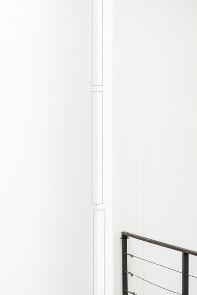 Fred Sandback, 'Untitled (Vertical Corner Piece) [LLR]', 1968