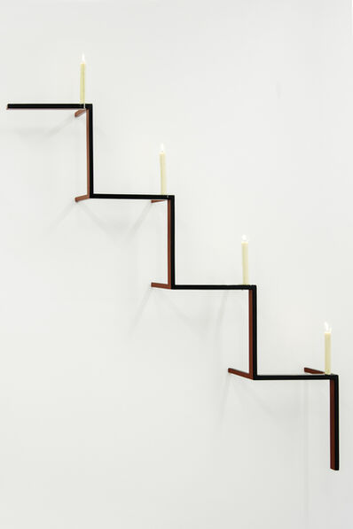 Juan Sebastián Bruno, 'Escalera (from Salvation)', 2015