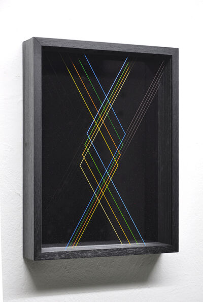 Paolo Cavinato, 'Iridescence #4 (spectrum)', 2019