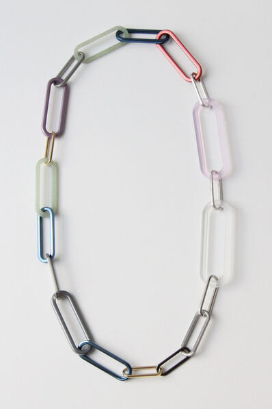 Gijs Bakker, '3.7 necklace', 2014