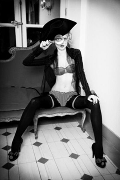 Ellen von Unwerth, 'Captain Look', 2011