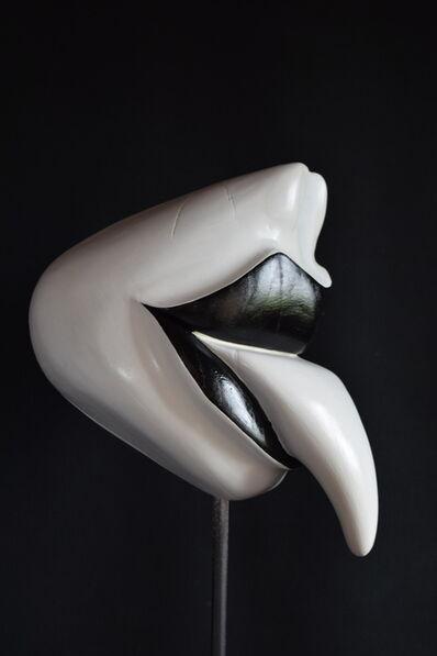Roland Peter Müller, 'Lips', 2017