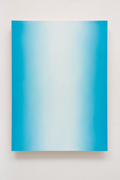 Ruth Pastine, 'Blue, Presence Absence Series', 2021