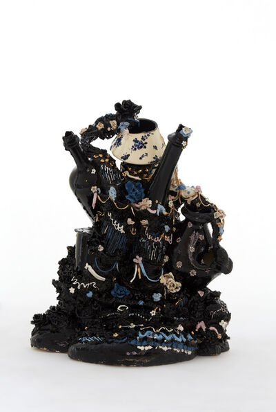Francesca DiMattio, 'Black Confection', 2015