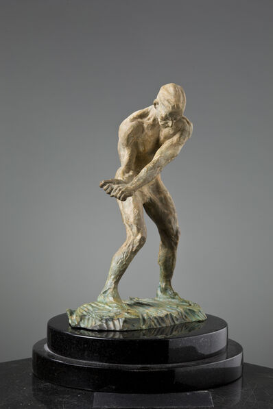 Richard MacDonald, 'Anatomy of a Golfer II, Atelier', 2017