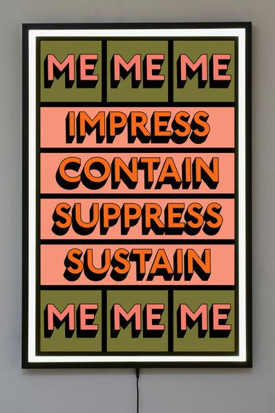 Tim Fishlock, 'IMPRESS ME', 2019