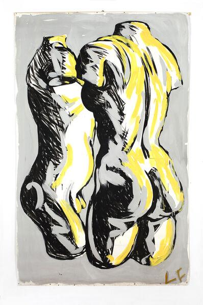 Luis Frangella, 'La democracia, la libertad es la luz que anima la vida.', 1983