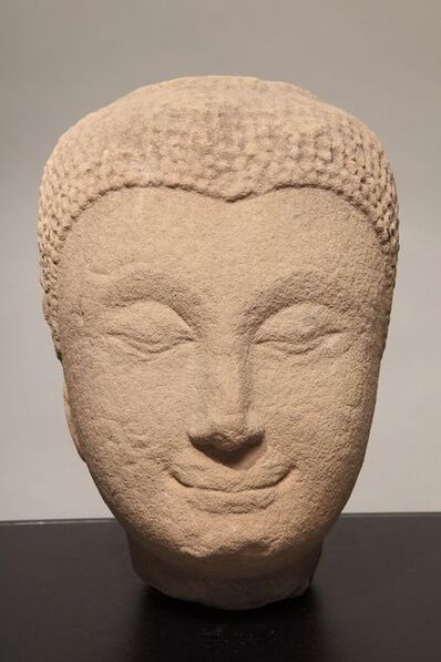 Unknown Asian, 'Thai, Head of Buddha', ca. 14