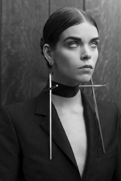 Pamela Berkovic, 'Untitled (Portrait Of A Lady) ', 2015