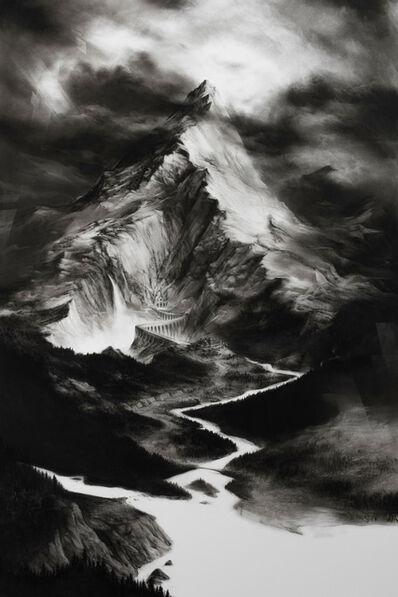 Amory Abbott, 'Nightfall on Middle Earth: Erebor', 2017