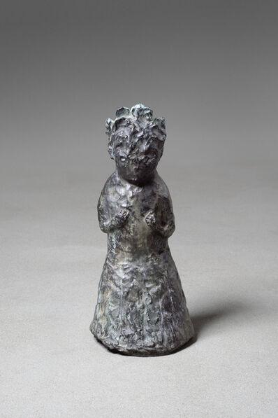 Leiko Ikemura, 'Stehende (standing figure)', 1997