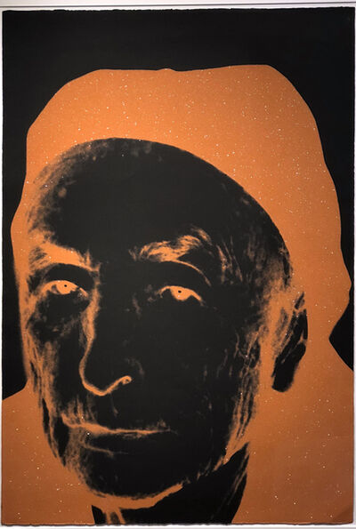 Andy Warhol, 'Georgia O'Keeffe', 1979