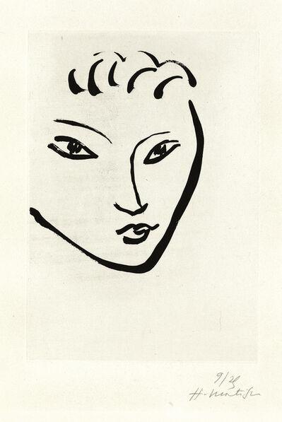 Henri Matisse, 'Tête de jeune garçon, Masque', 1946
