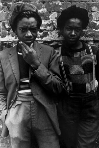 Colin Jones, 'The Black House, Holloway Road, London', 1973-76