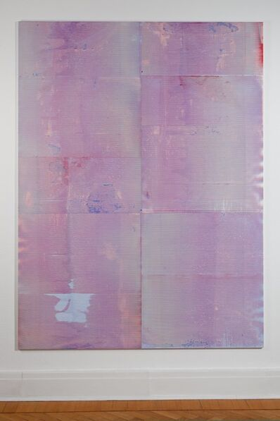 Joep van Liefland, 'RGB X1000 (photon winds at Giverny)', 2018