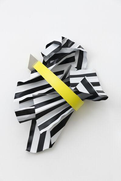 Nora Shields, 'Sash Painting (Yellow)', 2018