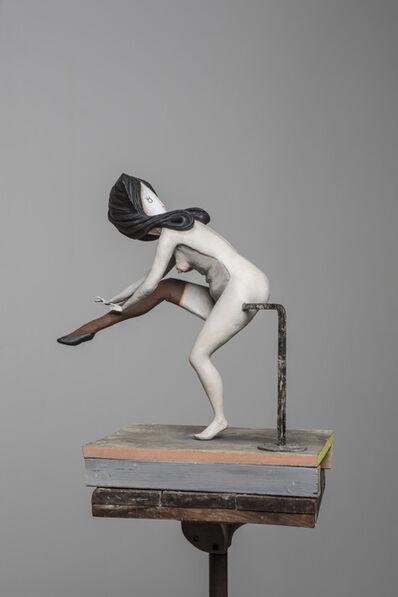 Cathie Pilkington RA, 'Degas Doll 5', 2017