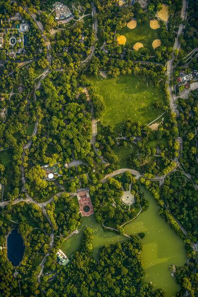 Jeffrey Milstein, 'NYC Central Park', 2016