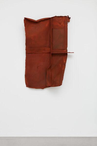 Meuser, 'Rotes Fenster', 2019
