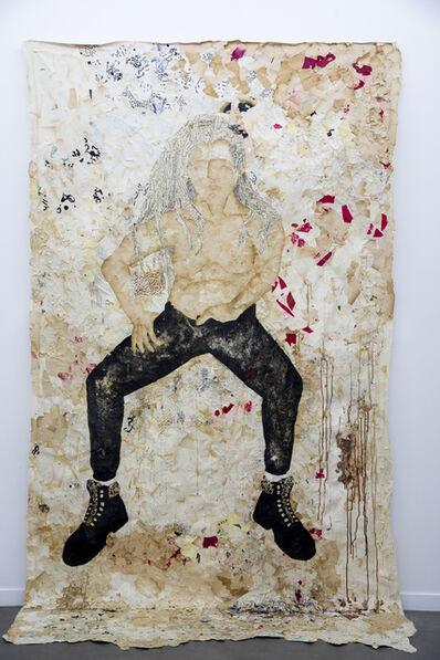 Aïcha Snoussi, 'Self- portrait', 2021