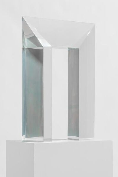 De Wain Valentine, 'Clear Portal', 1969-2014