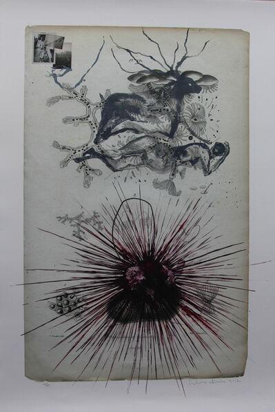 Guillermo Olguin, 'LUST', 2017