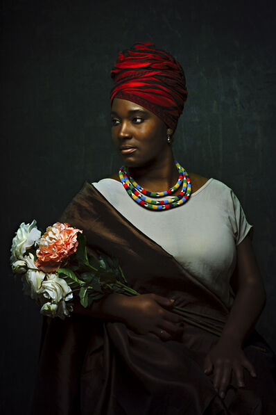 Alanna Airitam, 'Saint Lenox', 2017