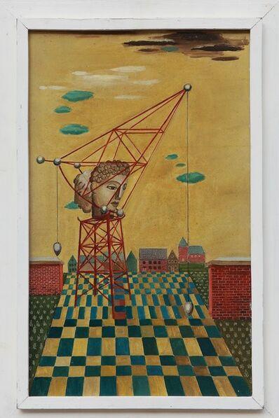 """Heinz Borchers, '""""Siderische Pendel""""', 1963"""