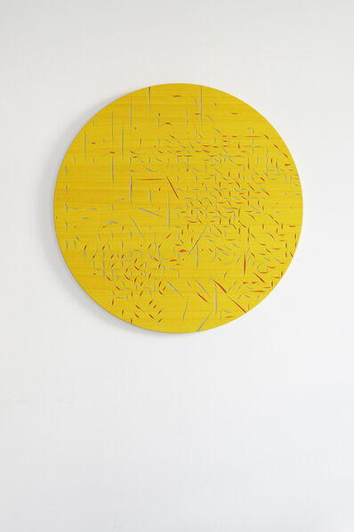 Riccardo Beretta, 'Rose Window (Yellow II)', 2015