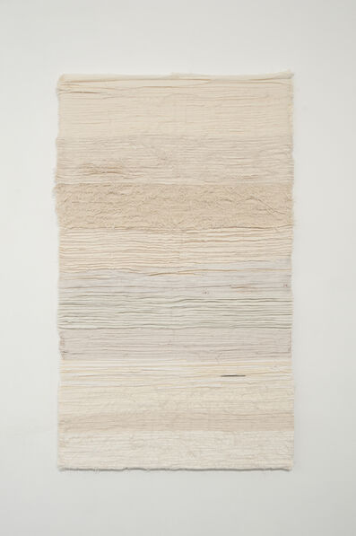 Joël Andrianomearisoa, 'Labyrinth - Winter Act II', 2017