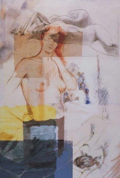 Ronald Katz, 'Figure Montage', NA