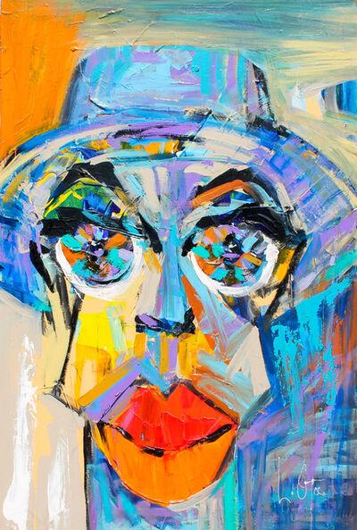 Larry Otoo, 'Glass Stare', 2019