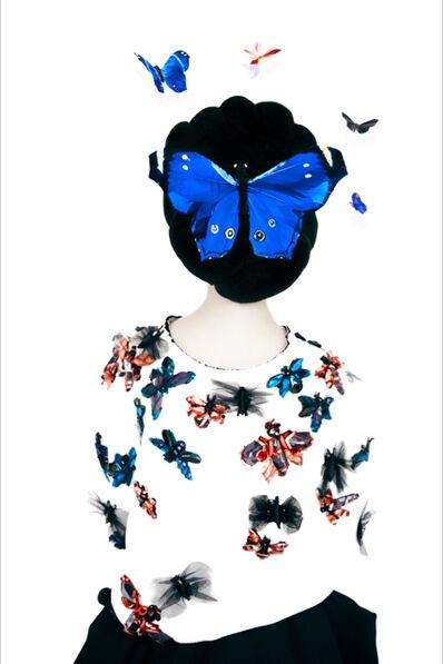Erik Madigan Heck, 'Without a Face, Lanvin, Old Future', 2013