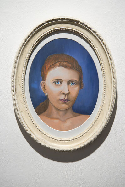 Gil Yefman, 'Klara (the Fuhrer's Mother)', 2013