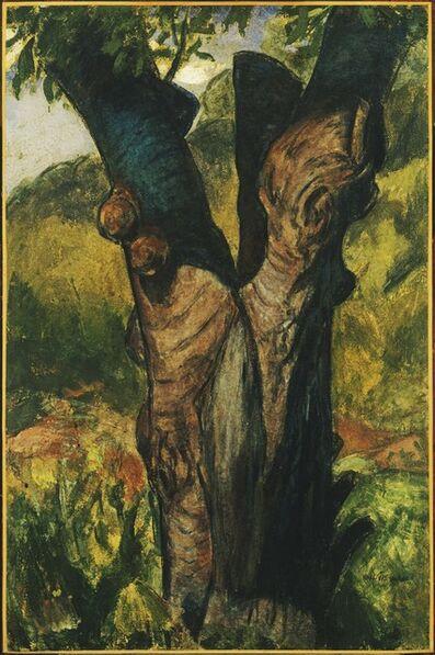 Alfred H. Maurer, 'The Old Tree', ca. 1924