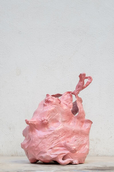 Apollinaria Broche, 'Plastic bag I', 2016
