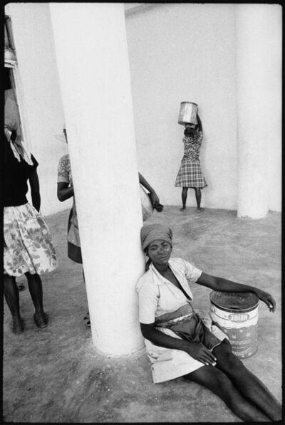 Bruce Gilden, 'Haiti', 1988