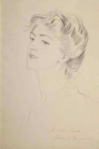 John Singer Sargent, 'Ethel Barrymore', 1903