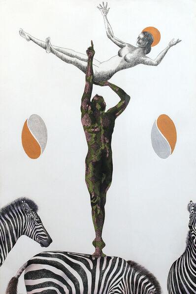 Shakil Saigol, 'Untitled I  (Equus Quagga Series)', 2009