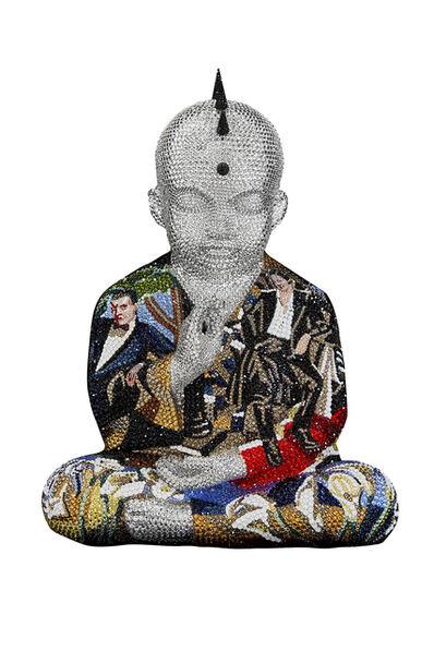 Metis Atash, 'Punkbuddha Starstruck', 2021