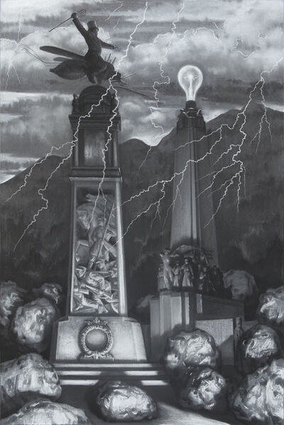 Sun Xun  孙逊, 'Was Nikola Tesla a Communist?', 2014
