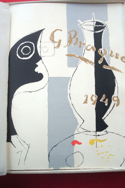 Georges Braque, 'Une aventure méthodique', 1949