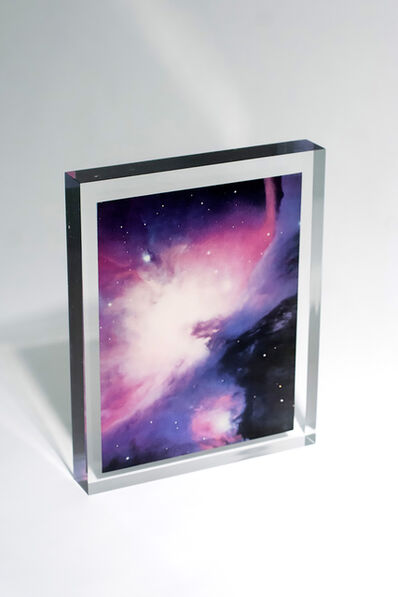 Mungo Thomson, 'Inclusion (Theta Orionis / The Crab Nebula)', 2014