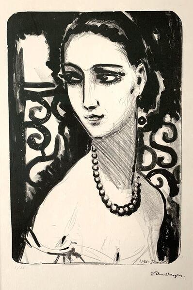Kees van Dongen, 'Le Collier de Perles', 1924