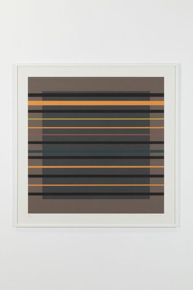 Mauro Reggiani, 'Composition, 105/125', 1980