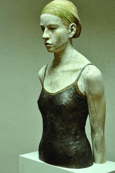 Bruno Walpoth, 'Tania II', 2013