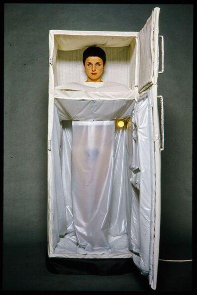 Helen Chadwick, 'In the Kitchen (Fridge)', 1977