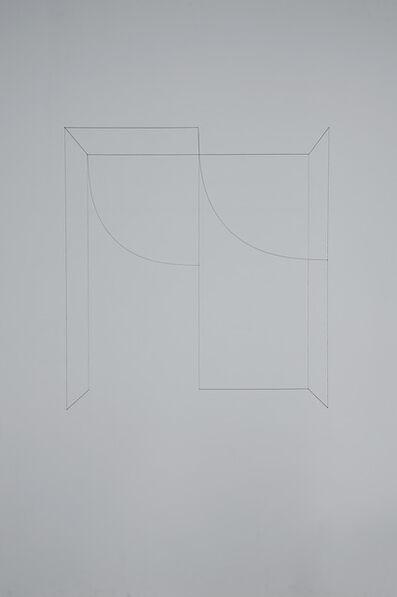 Jong Oh, 'Line Sculpture (cuboid) #35', 2019