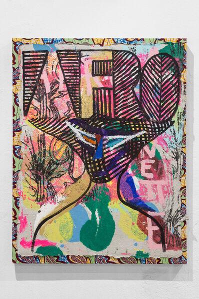 Francisco Vidal, 'Afroantoinette 4', 2016
