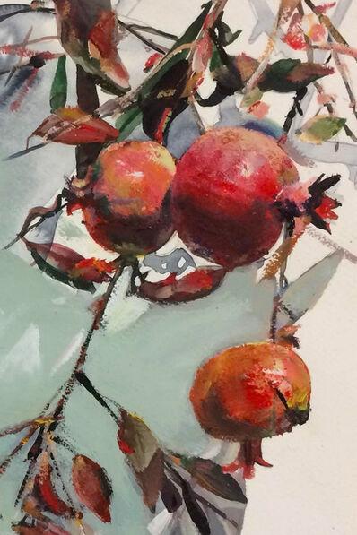 Agron (Gon) Bregu, 'Pomegranates', 2010